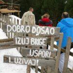 Bakića kolibe - Jablanica