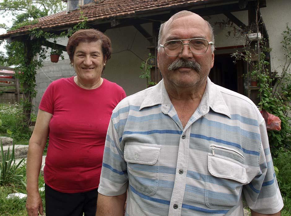 Milutin i Milesa Jovanović
